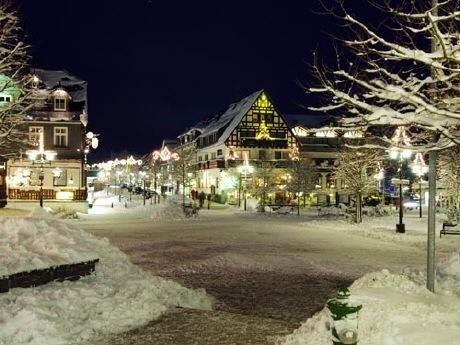 dorpplein
