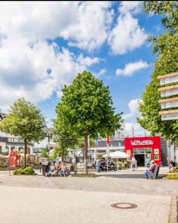Centrum van Winterberg